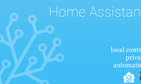 Home Assistant Cover Image