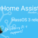 HassOS on Pi4
