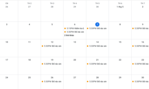 Hass Google Calendar New Event Web
