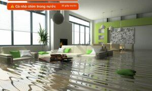 Hass Flooding Home Alert