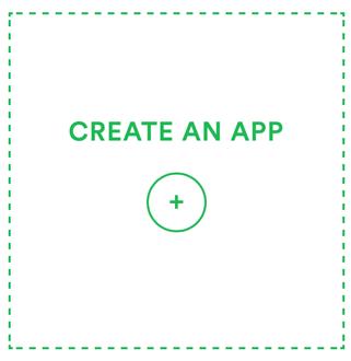 Tạo app dùng cho Hass Spotify