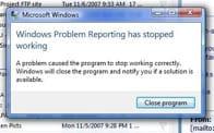 Windows Ridiculous Error