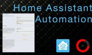 Tự động hoá trong Automation Home Assistant